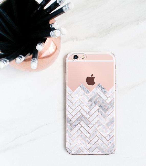 herringbone iphone 7 case