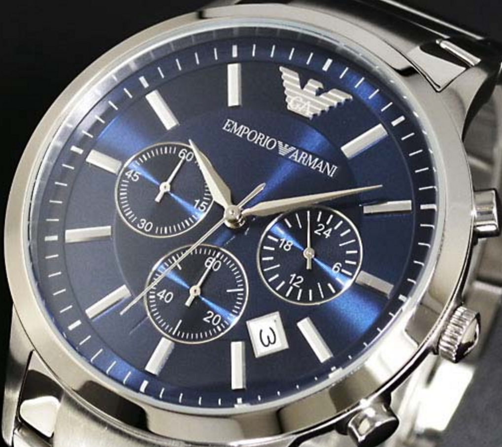 emporio armani chronograph ar2448