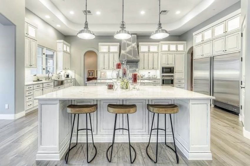 25 beautiful transitional kitchen designs pictures porcelain 25 beautiful transitional kitchen designs pictures mozeypictures Images