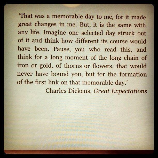 Great Expectations Quote Great Expectations Quotes Expectation Quotes Book Quotes