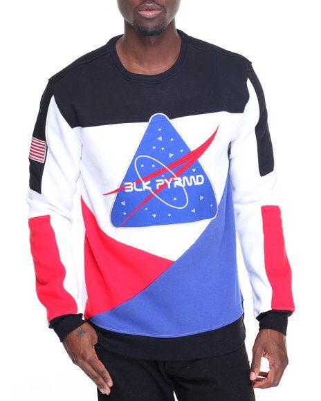 c993a20c016 Find Mars Attack L/S Crewneck Sweatshirt Men's Sweatshirts & Sweaters from  Black Pyramid & more at DrJays. on Drjays.com