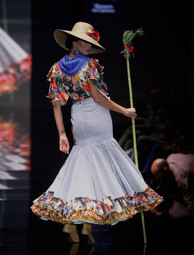 El desfile de Arte y Compás en Simof 2016. Raúl Doblado