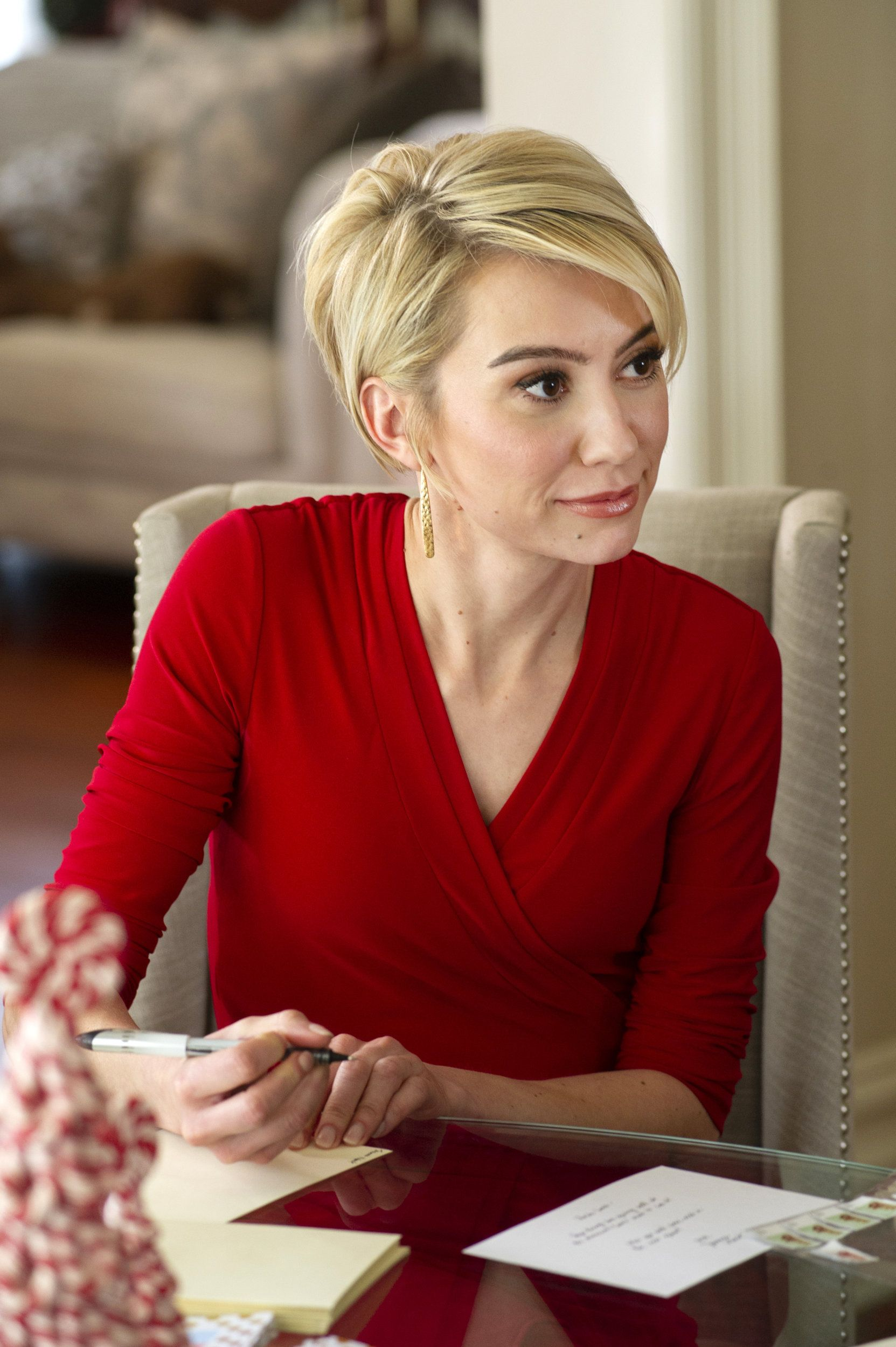 A Christmas For The Books.Check Out Photos From The Hallmark Movies Mysteries