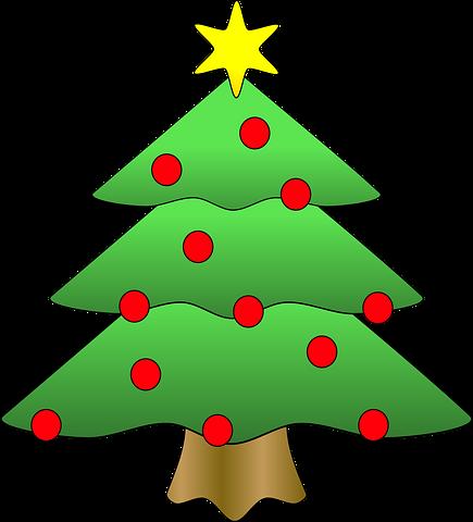 Free Image On Pixabay Christmas Tree Star Tree Christmas Tree Clipart Christmas Tree Star Tree Clipart