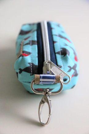 ᐅ coudre le porte-clés – sans trop d'effort | Manuel   – Nähen