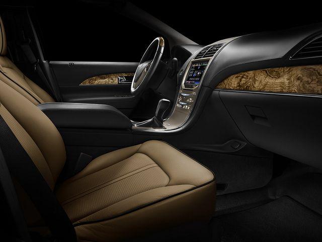2013 Mkx Interior In Canyon New Cars Interior Car Seats