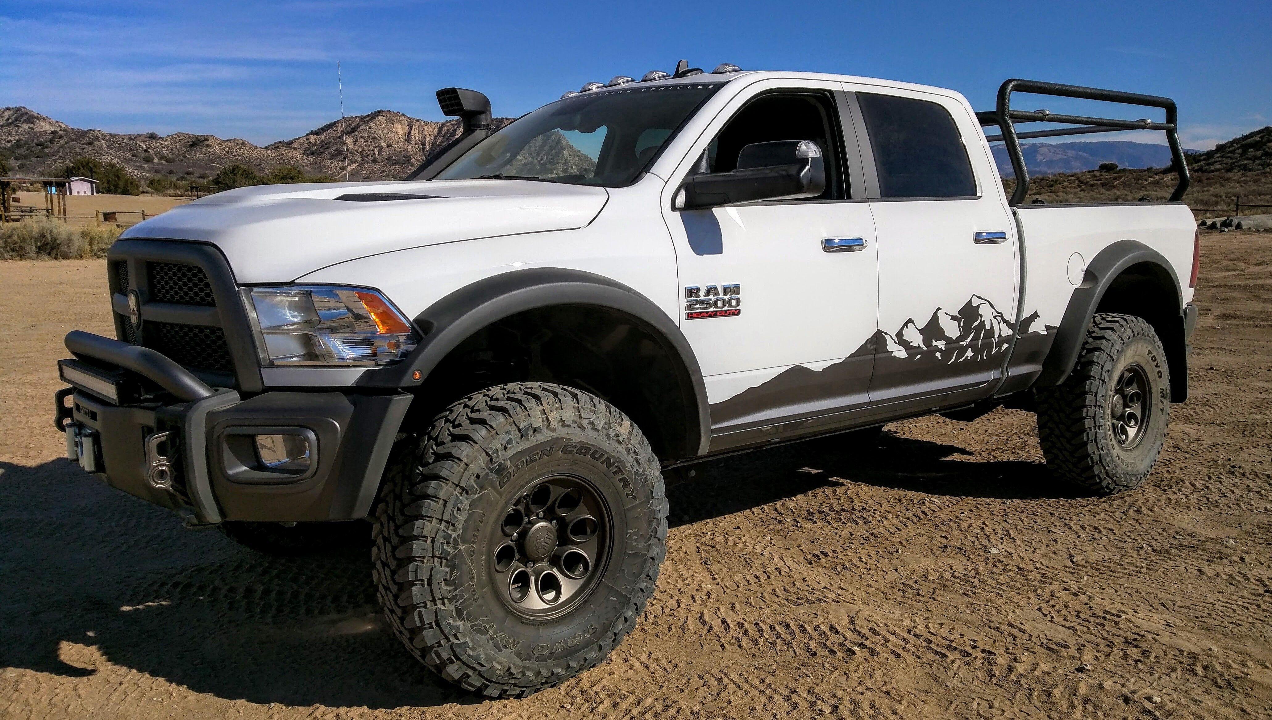 Dodge Ram 2500 Prospector XL by AEV 2016 года выпуска