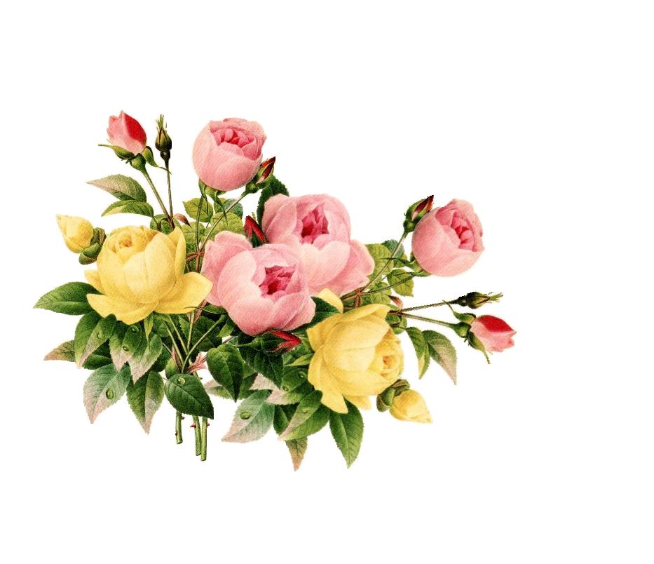 Vintage Flower Png Clipart Best Vintage Flowers Scrapbook Flowers Clip Art Vintage