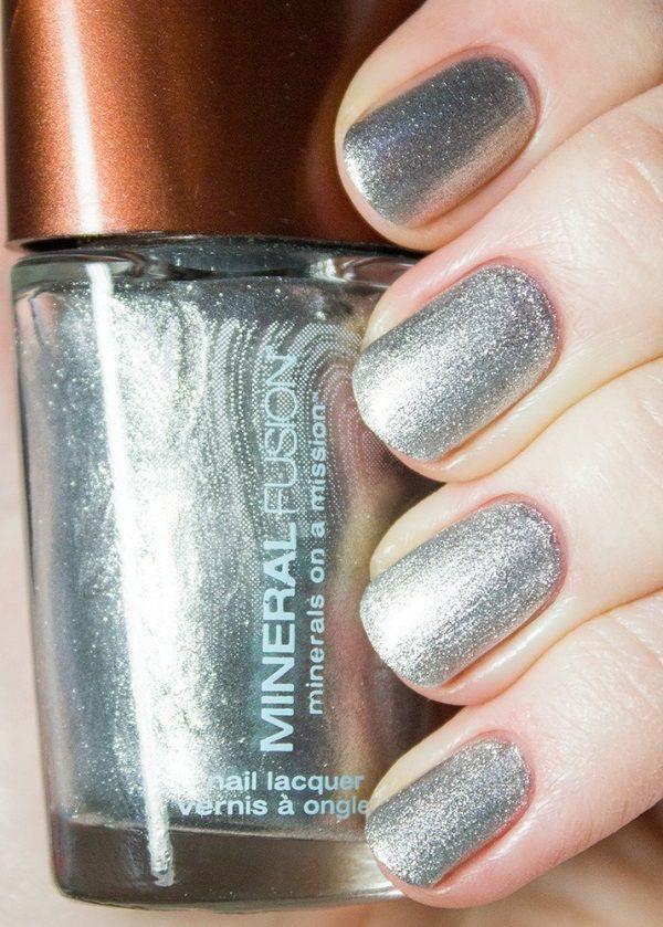 Mineral Fusion Nail Polish, Cascade   nails   Pinterest