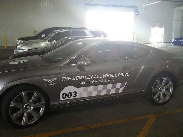 Bentley in Indoor Valet at Canopy Airport Parking. (Denver CO) & Bentley in Indoor Valet at Canopy Airport Parking. (Denver CO ...