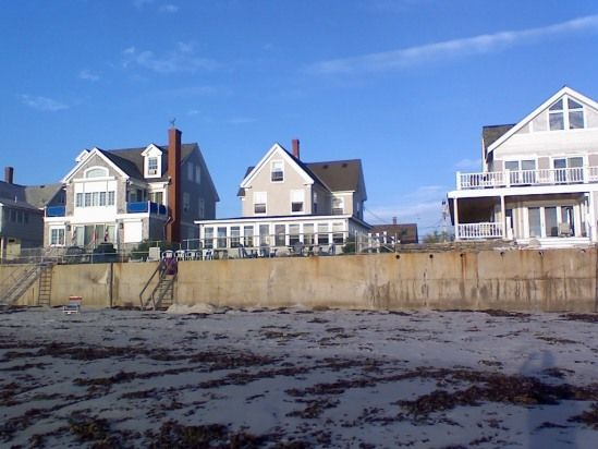 Oceanfront Classic Maine Beach House Wells Home Vacation Rentals