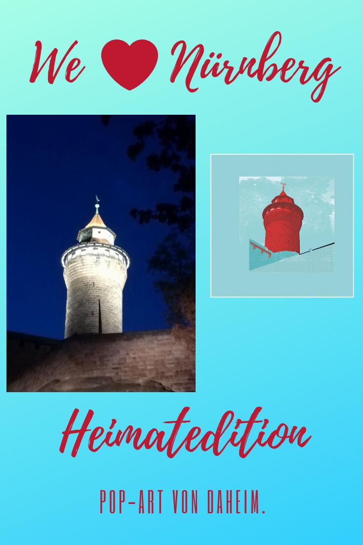 Nurnberg Und Die Burg Diese Heimatedition Ist Eine