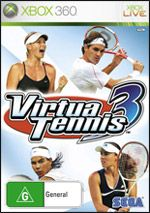 Virtua Tennis 3 (preowned)