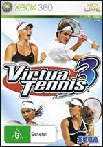 Virtua Tennis 3 Preowned Tennis Xbox 360 Tennis Games