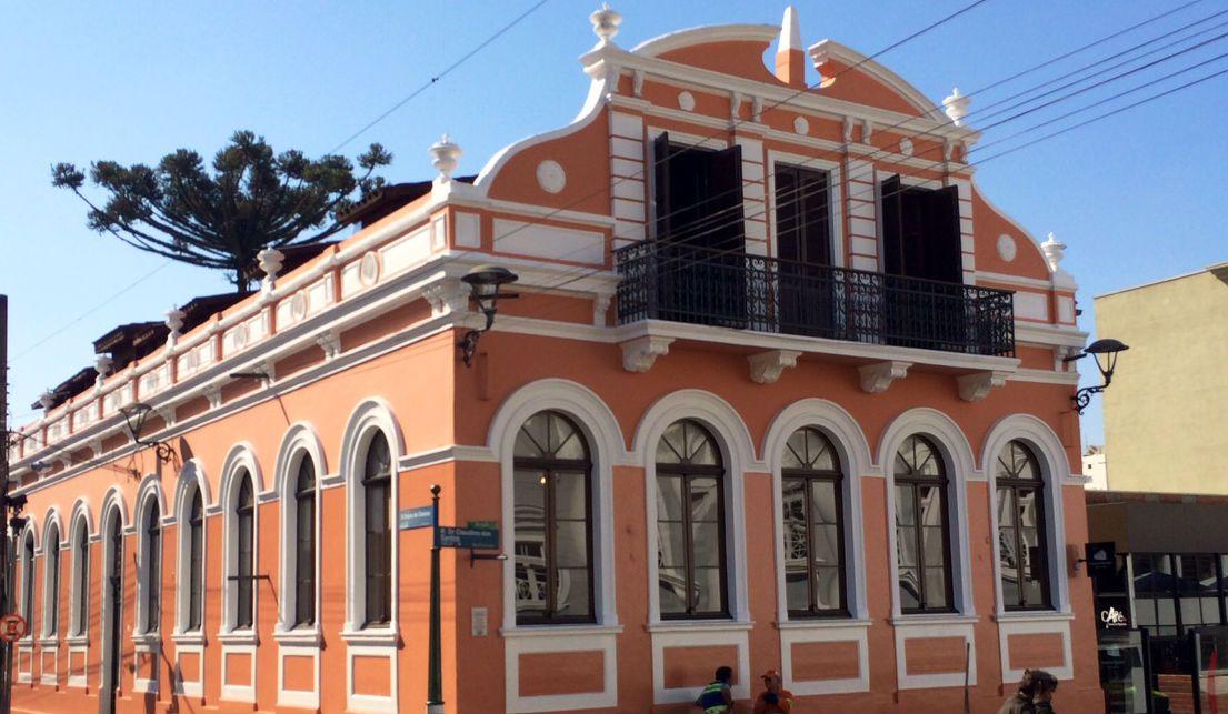 Solar do Rosário, patrimônio histórico de Curitiba. - http://www.damaurbana.com.br/solar-do-rosario-patrimonio-historico-de-curitiba/