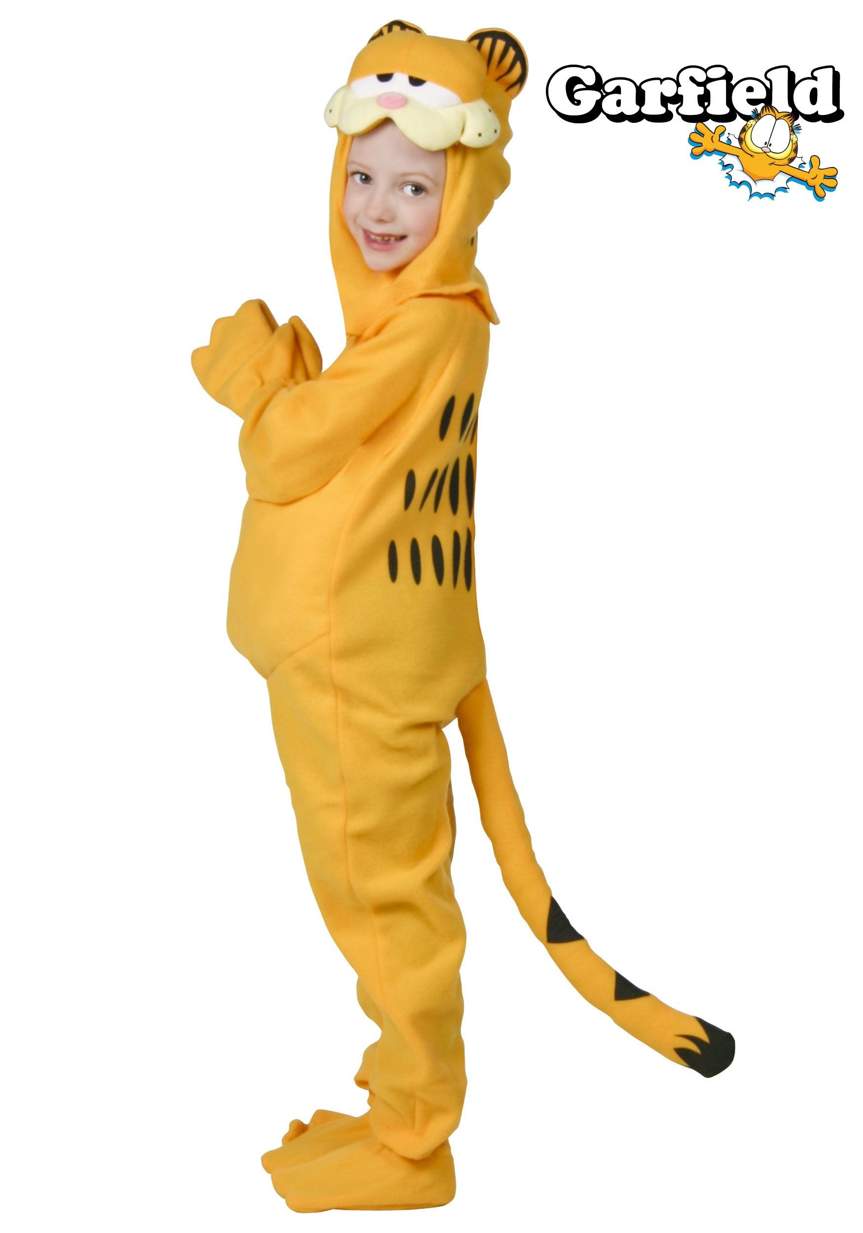Child Garfield Costume Garfield Costume Halloween Costume Store Top Halloween Costumes