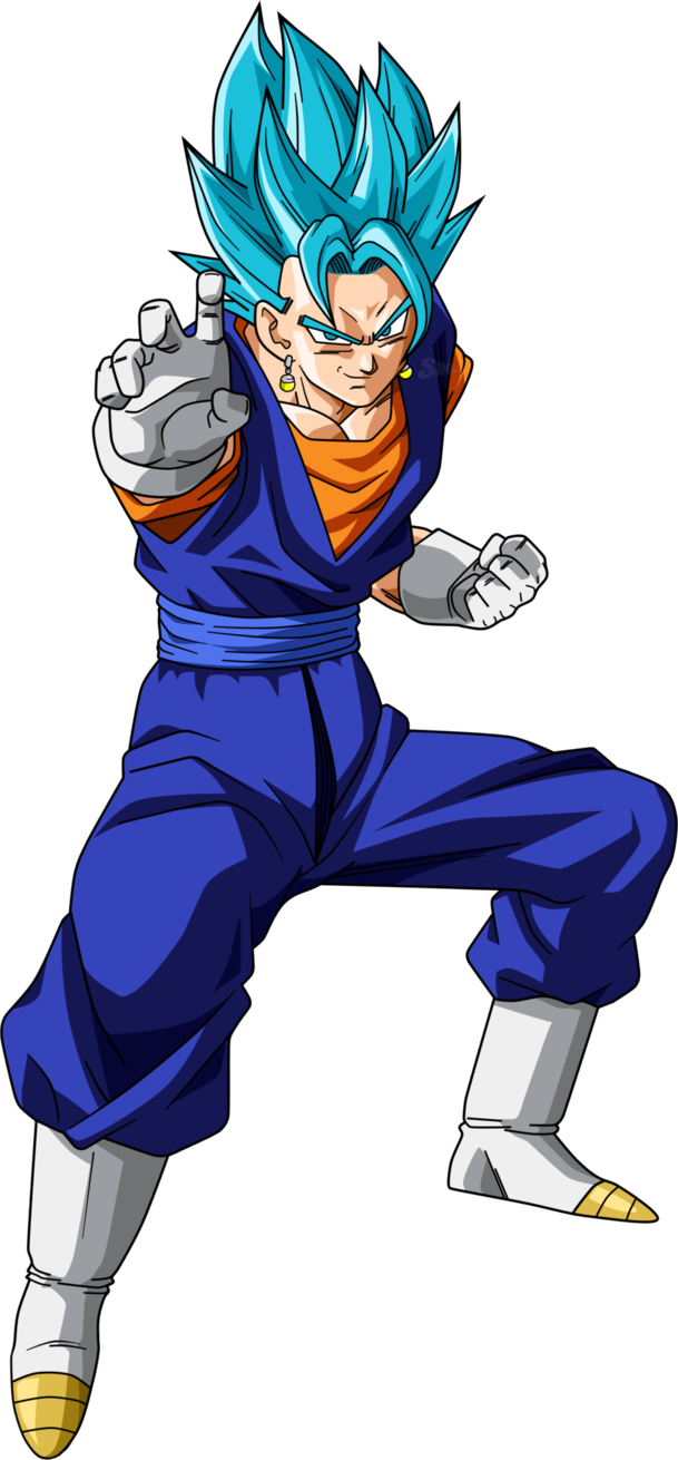 vegetto ssj blue 2 by saodvd dragon ball pinterest dragon