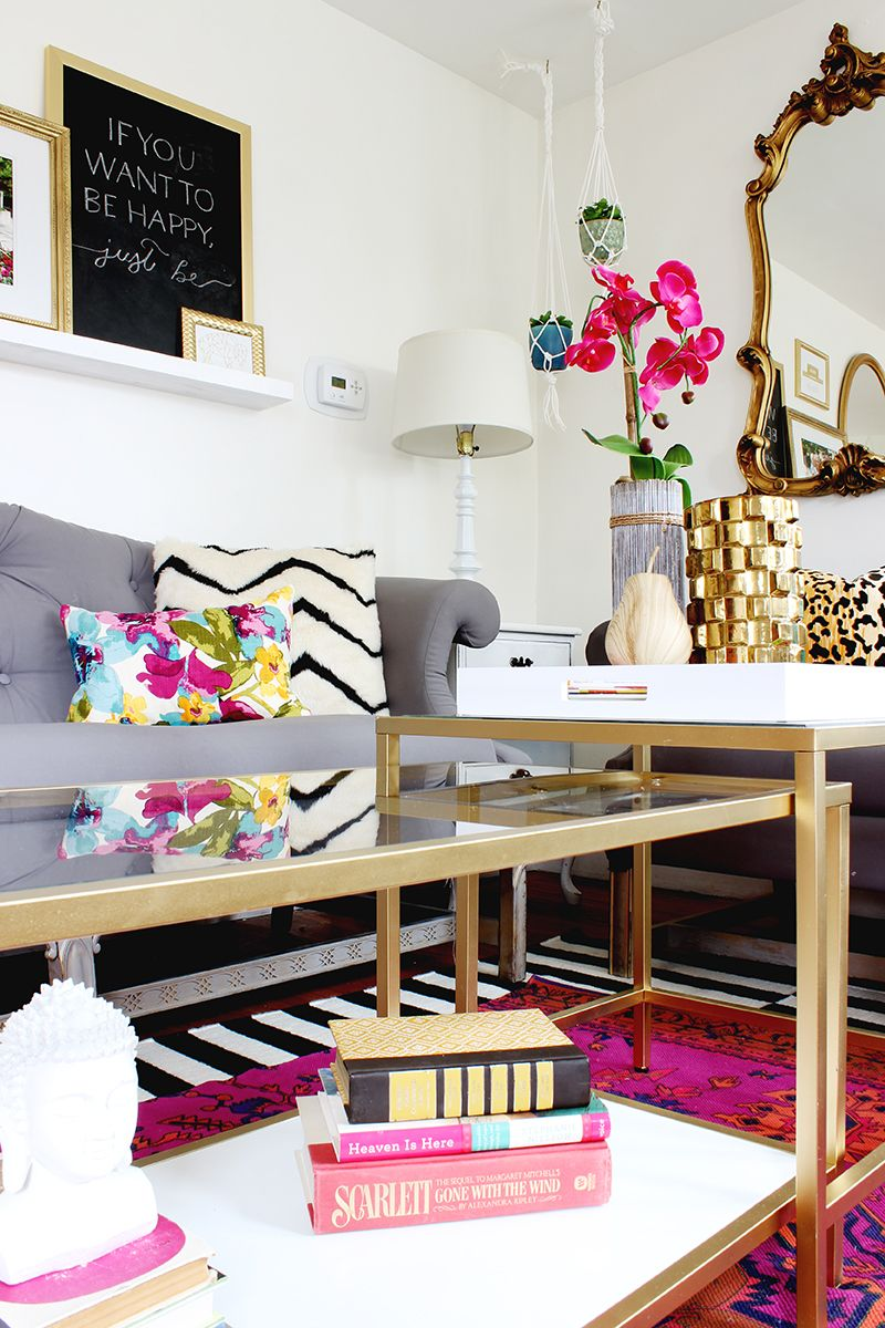diy nesting coffee tables - ikea hack | ikea hack, super easy and