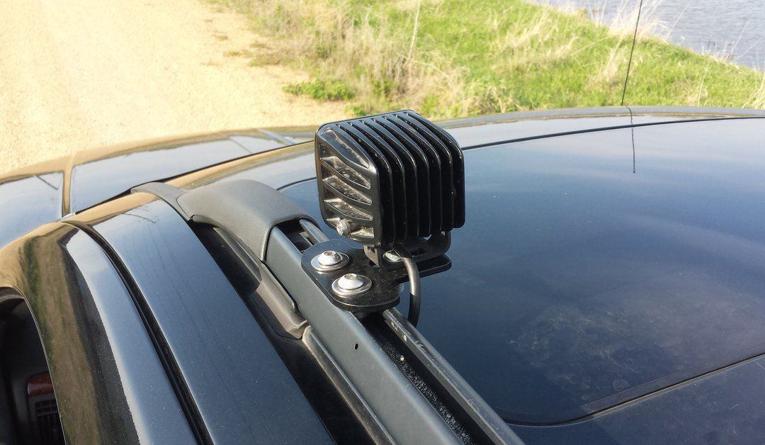 9904 Grand Cherokee (WJ) Roof Rail Light Mounting Tabs
