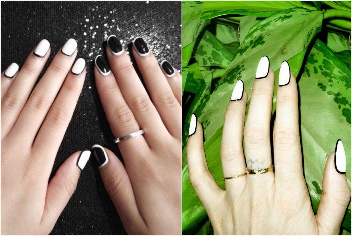Debajo de las uñas.   uñas   Pinterest   La uña, El diseño y De ti