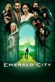 Emerald City Poster Emerald City Tv Series Emerald City Tv Series 2016