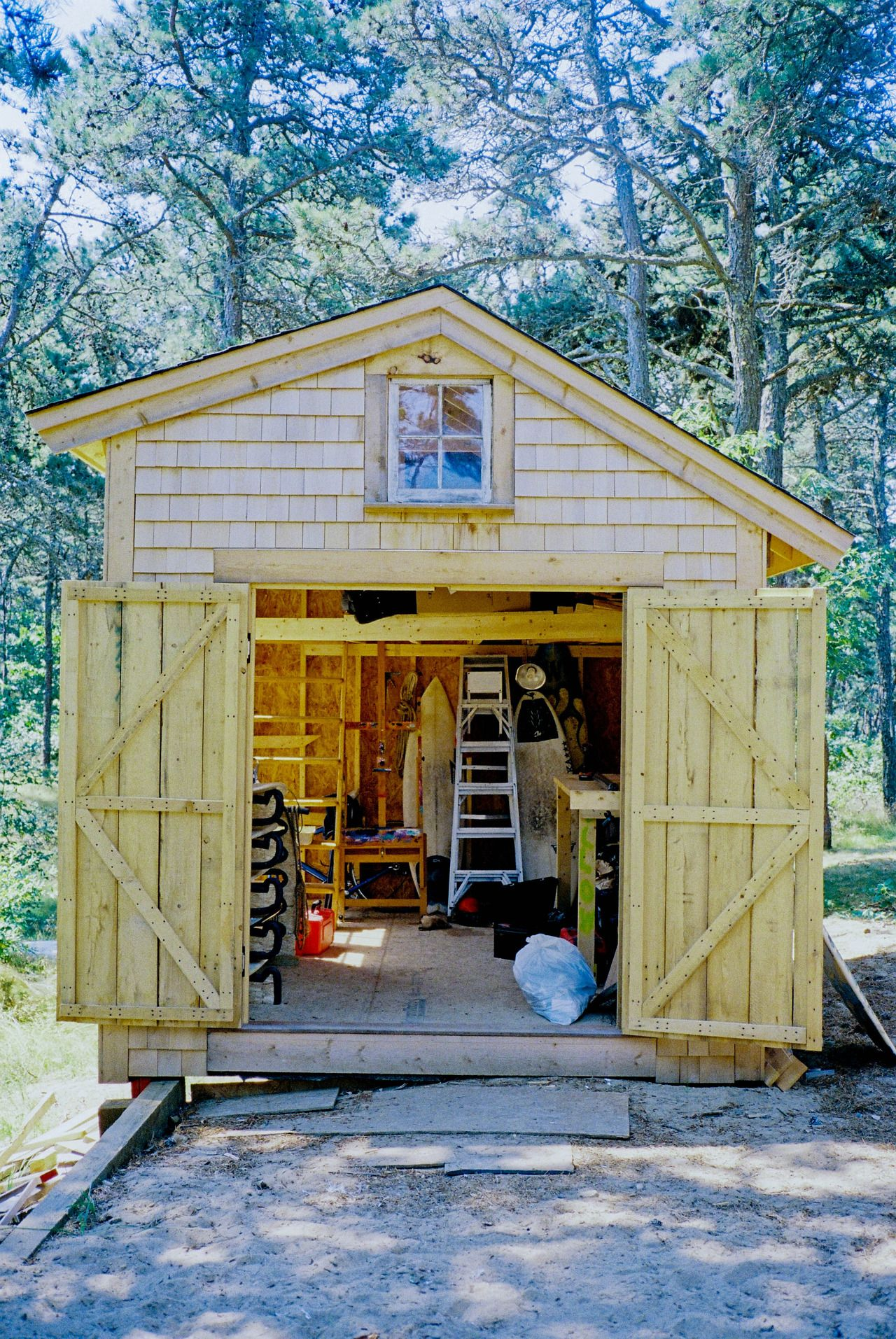 surf shack on cape cod massachusetts - Garden Sheds Massachusetts