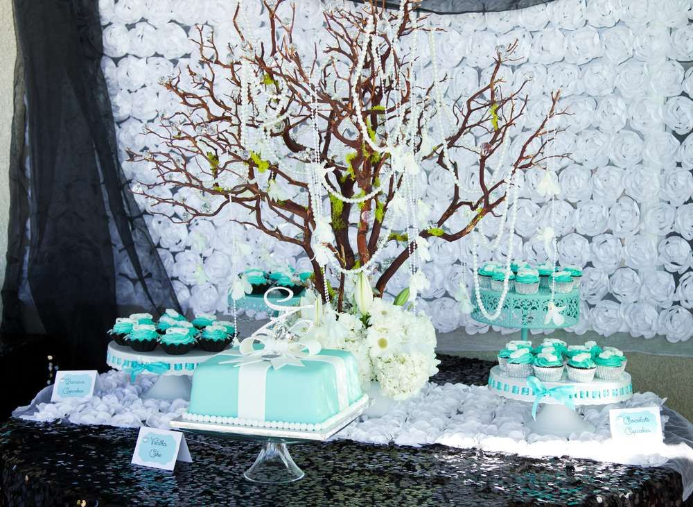 amanda tiffany birthday party tiffany party tiffany wedding tiffany theme tiffany blue