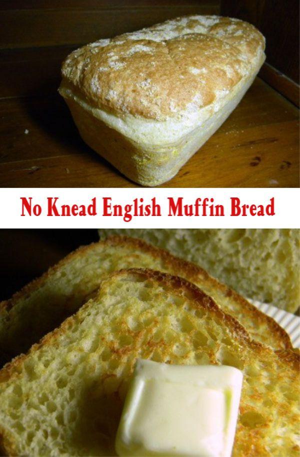 Photo of English Muffin Bread Recipe