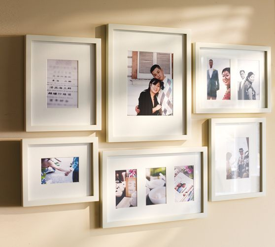 Gallery In A Box Black Frames Set Of 15