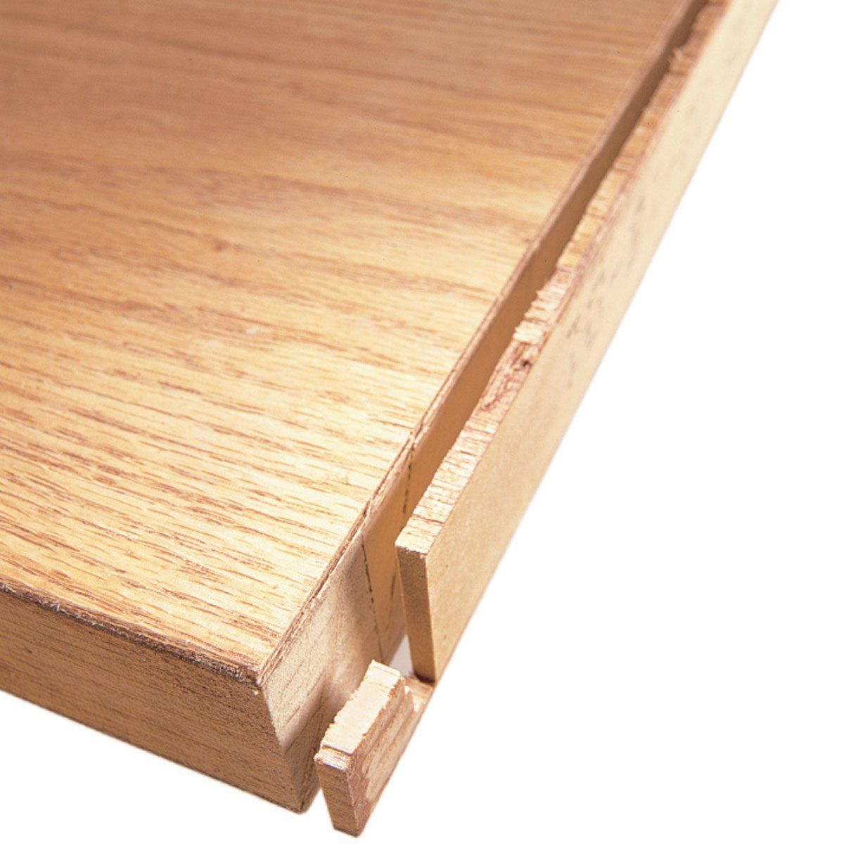 Quick Chipped Wood Door Fix