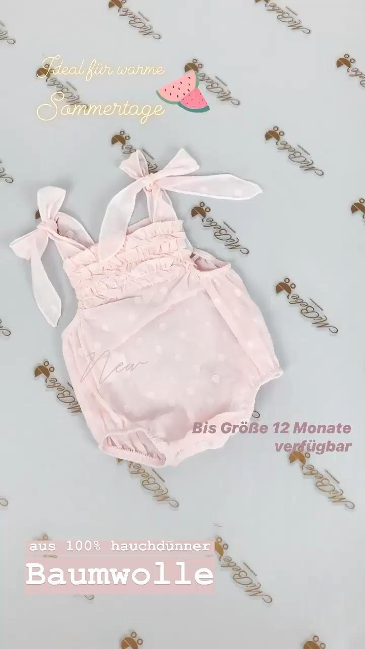 Pin auf Spanische Babymode