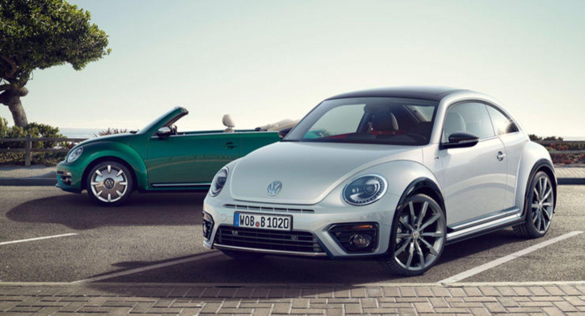 Herbies Urenkel Vw Beetle 2017 News Motor