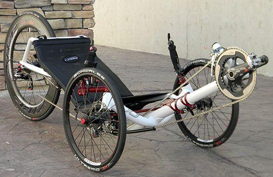 Catrike 700 Race Edition Catrike Recumbent Bicycle Bicycle Sidecar