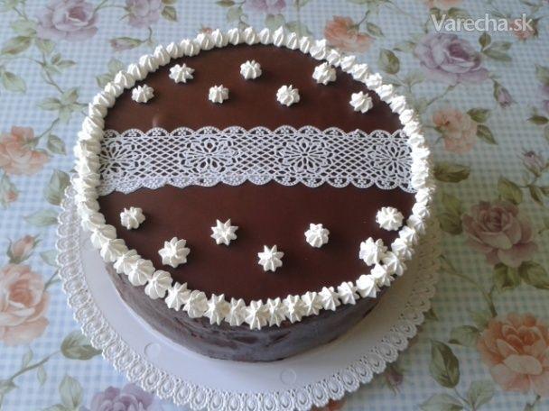 Klasická torta (fotorecept) - Recept
