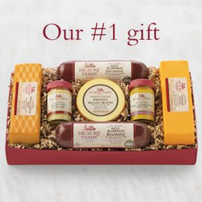 Gift Baskets & Specialty Gourmet Food Gifts   Hickory Farms