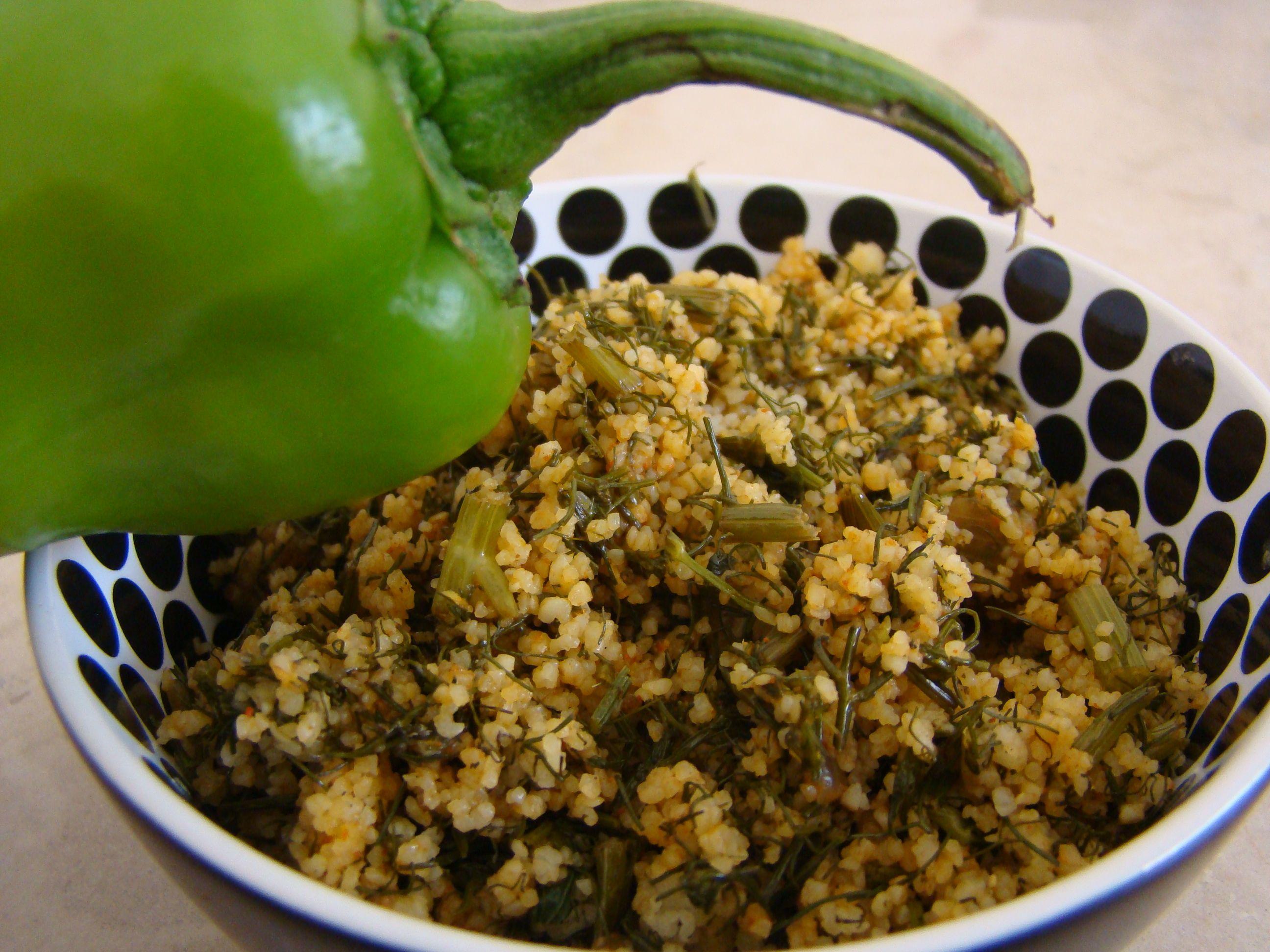 Couscous bel besbes aux fenouils tunisie spicytunisianfood - Recette cuisine couscous tunisien ...