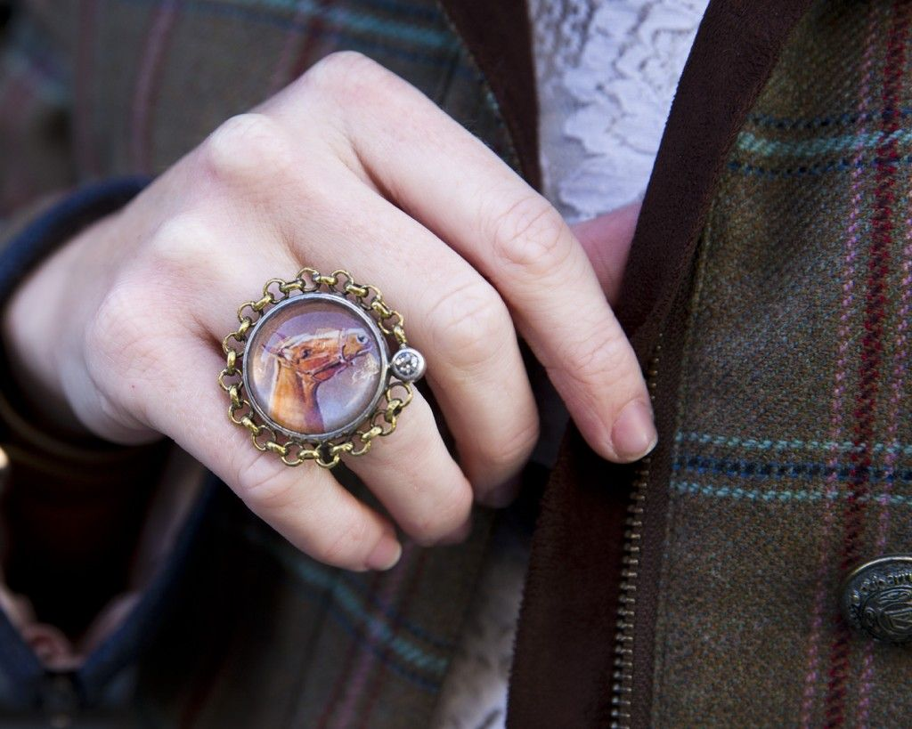 We love the Equestrian Stylist and she is styling in our Mars and Valentine ring!!!  www.caracolsilver.com