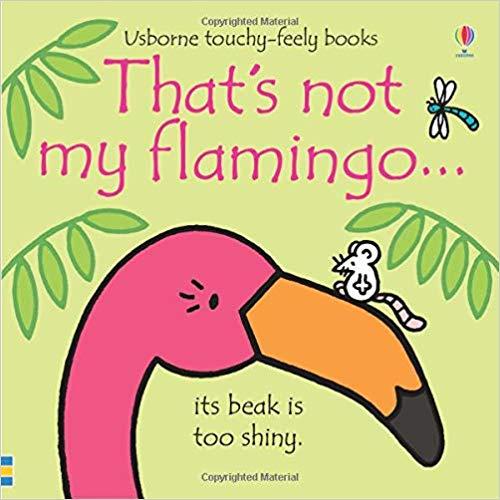 That S Not My Flamingo Fiona Watt 9781474950473 Amazonsmile Books Usborne Books Fiona Watt Usborne