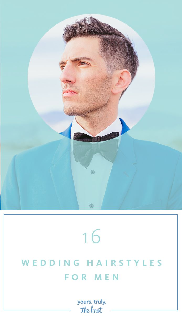 wedding hairstyles for men pinterest