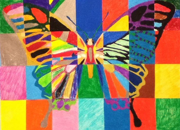 Student Art From Kansas City Mo Art Projects For Kids Uroki