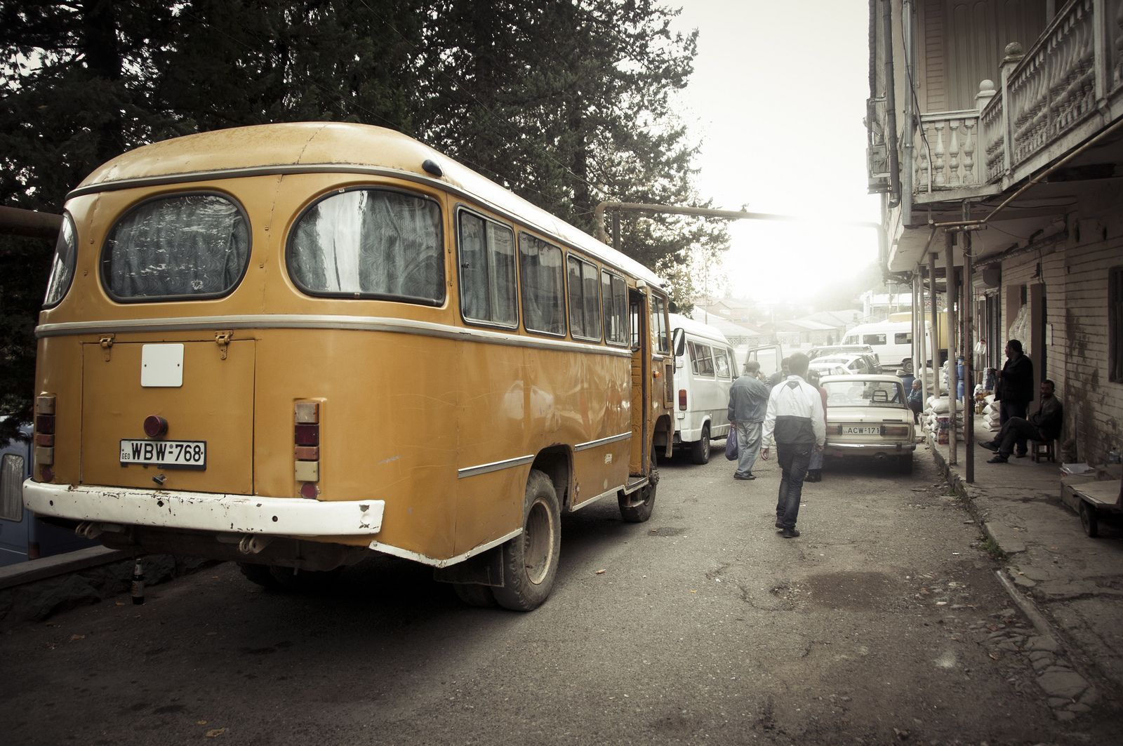 Streets of Kutaisi | by Brave Lemming