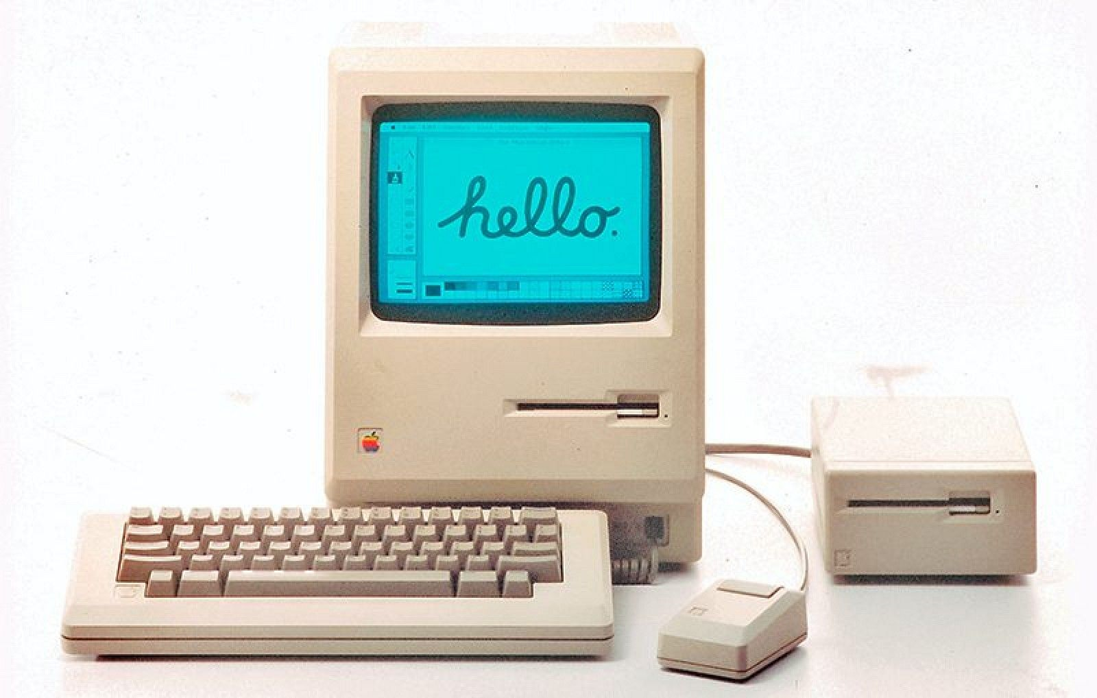 Macintosh Turns 35