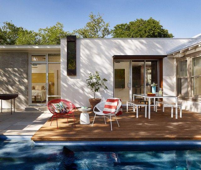 Fesselnd Terrassen » Terrasse Aus Holz U2013 So Gestalten Sie Einen Gemütlichen  Außenbereich! #einen #