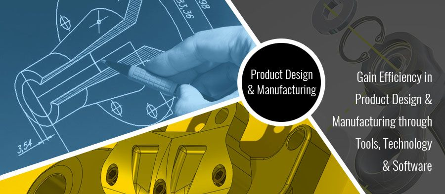 How To Gain Efficiency In Product Design Manufacturing Through Tools Technology Software Engineering Consulting Technology Mechanical Engineering Design