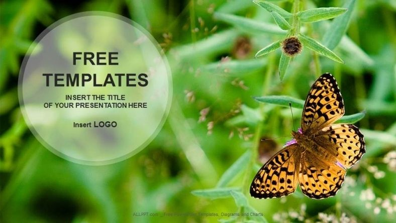 Free Nature Powerpoint Templates Nature Ppt Templates Free