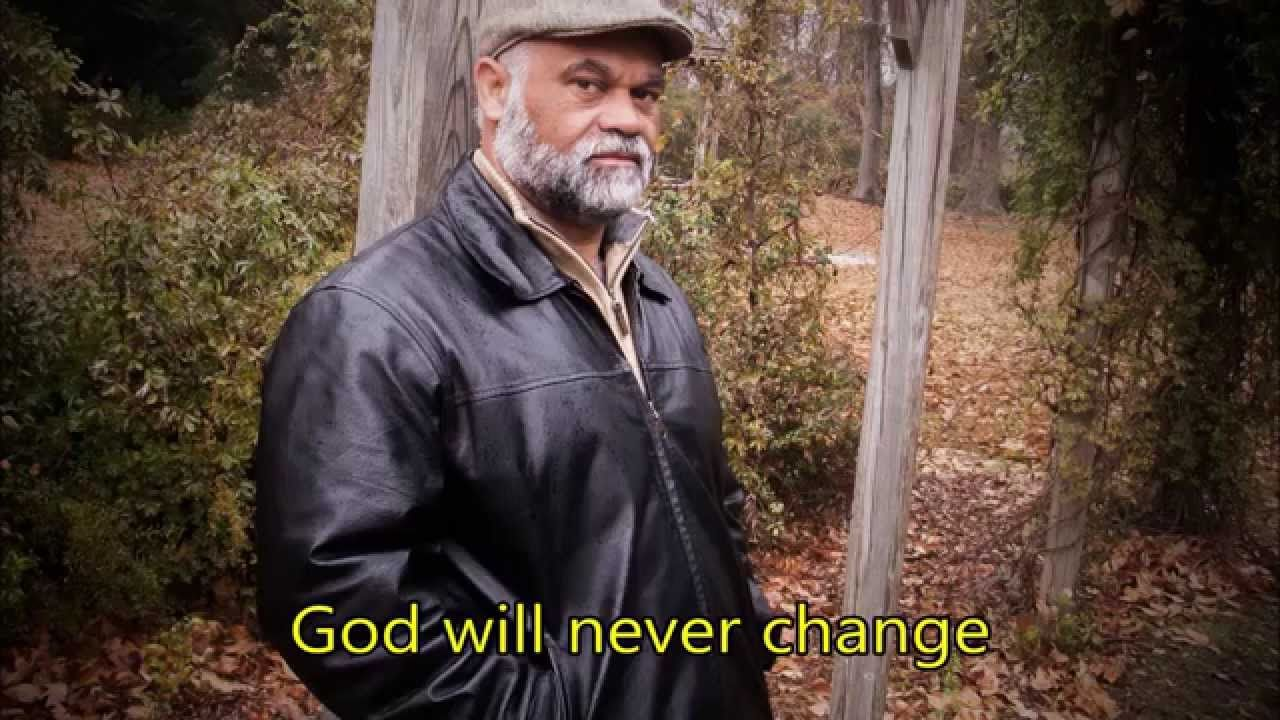 My God Will Never Change