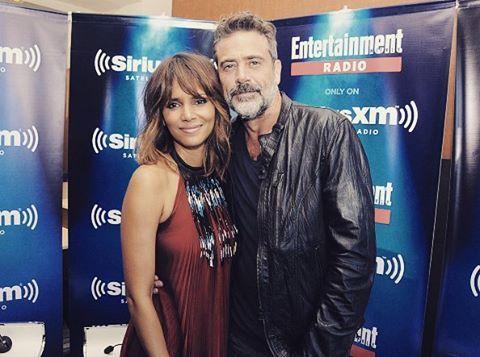 With Halle Berry  He is perfect ❤ - - #halleberry #jeffreydeanmorgan #goodmorning #starttheday #negan #negantwd #teamnegan #neganishere #neganandlucille #wearethewalkingdead #hot #sexy #myworld #twd #thewalkingdead #twdfamily