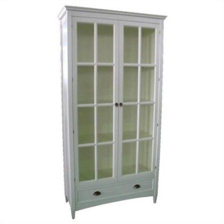 Home Bookcase With Glass Doors Bookcase With Drawers Glass Door