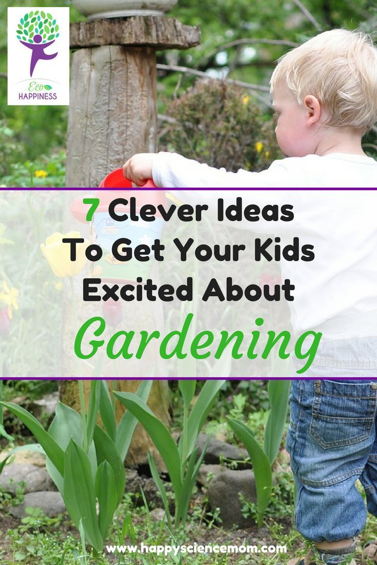 Small Garden Ideas Kids garden - plants - outdoor activities - small garden ideas | kid