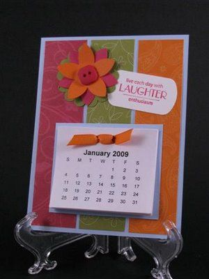 2009 Calendar Calendar Post It Note Holders Post It Holder